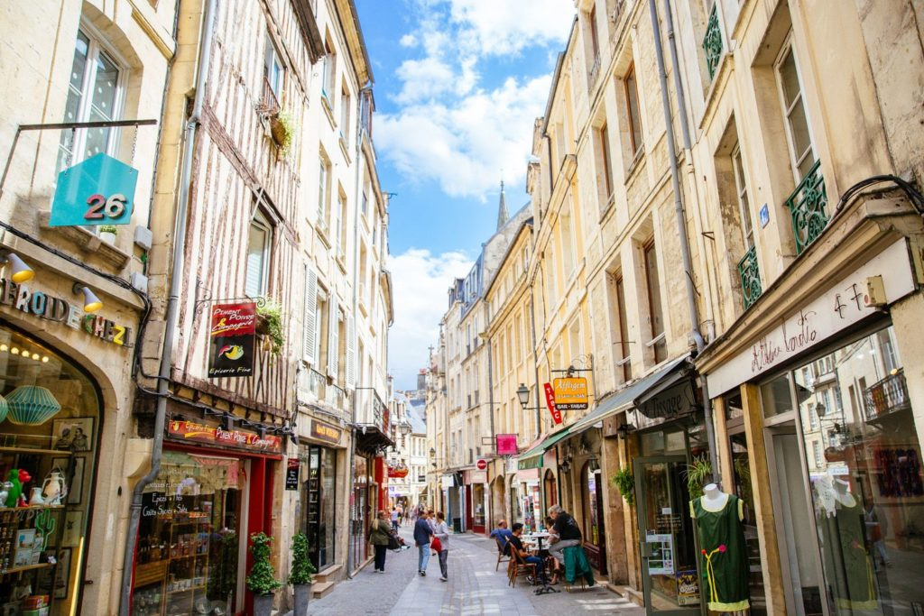 Popup Rue Froide Caen